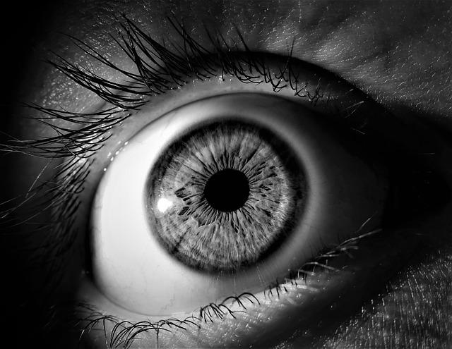 Das Weiße des Auges