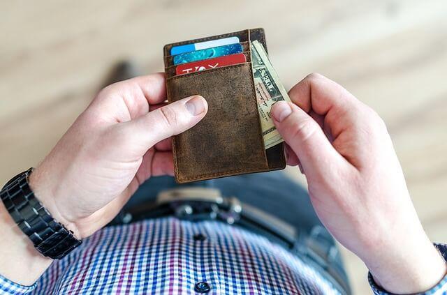 Kleine Herren Portemonnaies